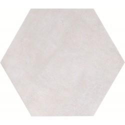 HEXAGON WHITE 24X27,7